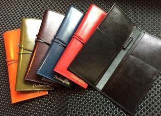 Thailand elite パスポートケース